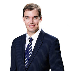 Shaun Tracey, Campbells Law Firm in Cayman Islands