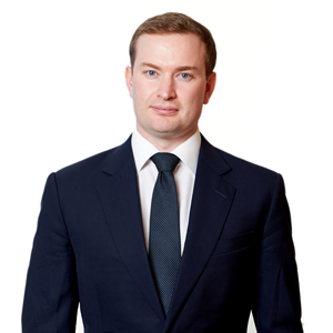 Liam Faulkner, Campbells Law Firm in Cayman Islands