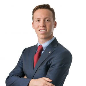 Joshua Zimmer, Corporate Associate, Cayman Islands