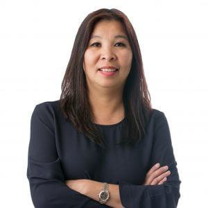 Lily Lee, Campbells Law Firm in Cayman Islands