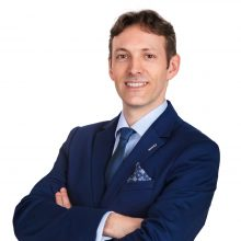 Daniel Russell - Senior Associate, Campbells Grand Cayman- Corporate Law
