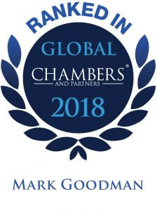 Mark Goodman - Chambers Global Ranked Lawyer