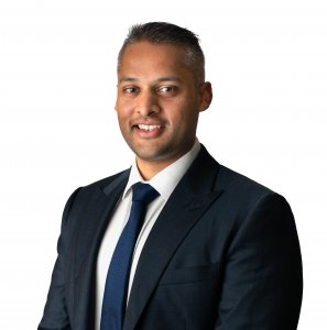 Akshay Naidoo - Partner, Campbells Hong Kong - Corporate Law