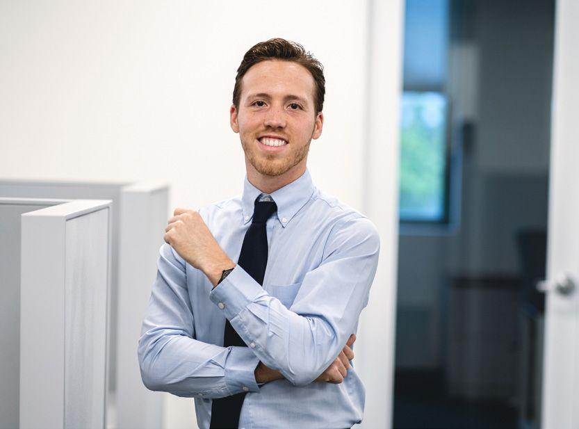 Josh Zimmer, Associate