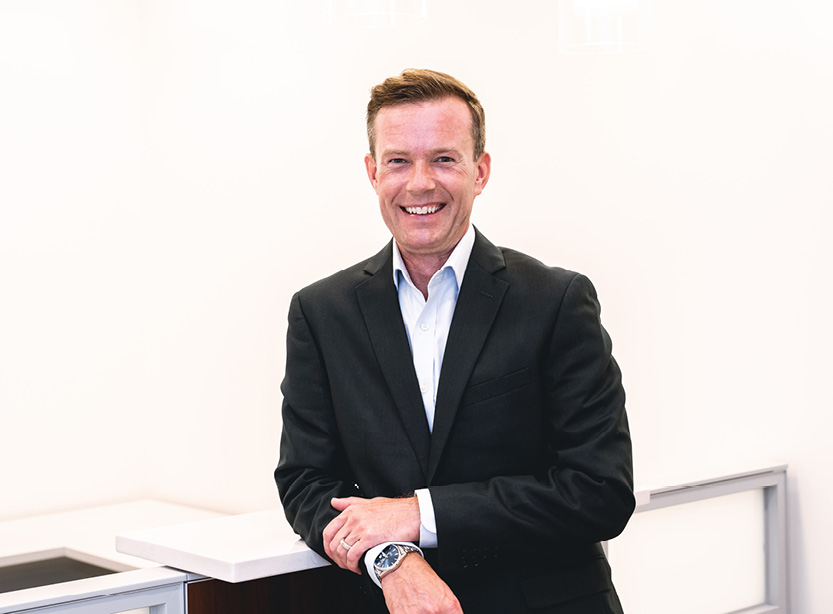 Jeremy Durston, Senior Associate